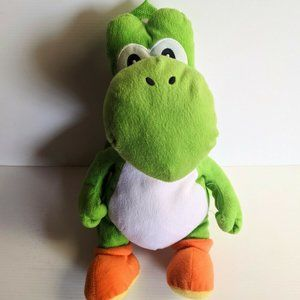 Officially licensed Nintendo Yoshi plush backpack